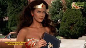 Lynda Carter | Wonder Woman | TFAC013