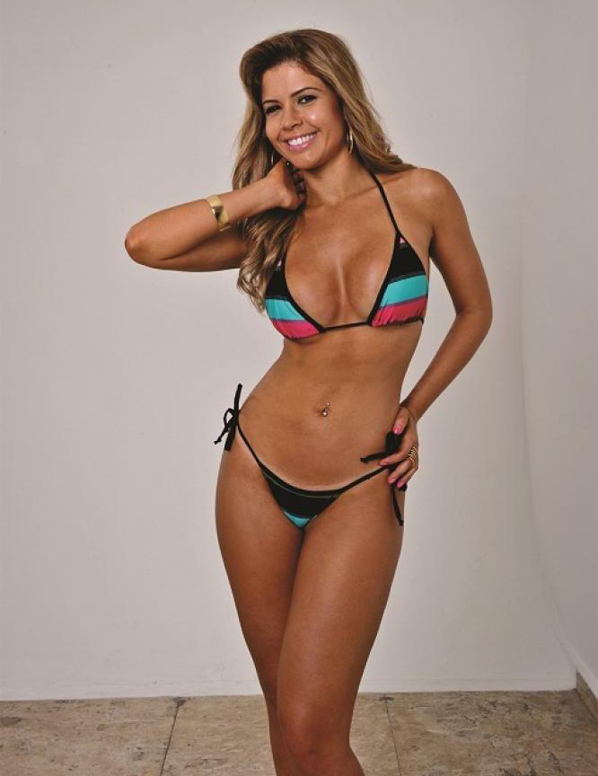 woman Beautiful nude brazilian