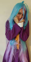 B's Shiro from No Game No Life Cosplay by TeaBeeAdventures