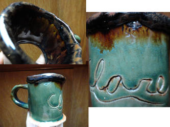 Bottomless  Mug!!