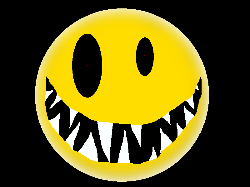 The gallery for --> Creepy Smile Cartoon