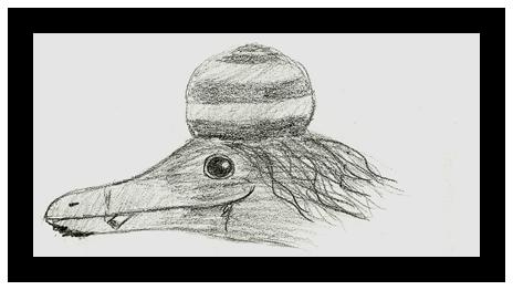 Bob the Velociraptor (AKA Raptor Bob)