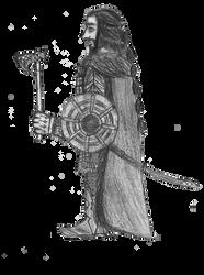 Armas II Aleifrsson, ad Aettbanamadur