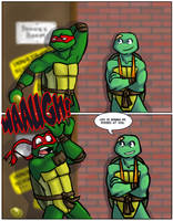 TMNT, The Other Side - Page 9 by jumpbird