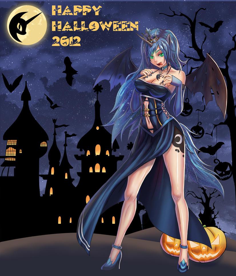 Halloween 2012 Luna by Takos000