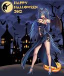 Halloween 2012 Luna