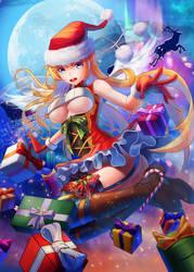 Merry Xmas~:3 by Takos000