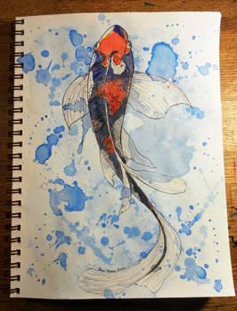 Watercolor 4-4-16