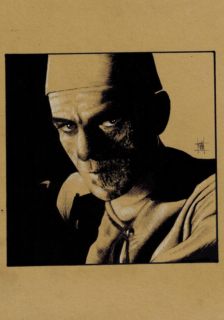 Classic Monsters #1 - Boris Karloff in The Mummy by skunk4gwop