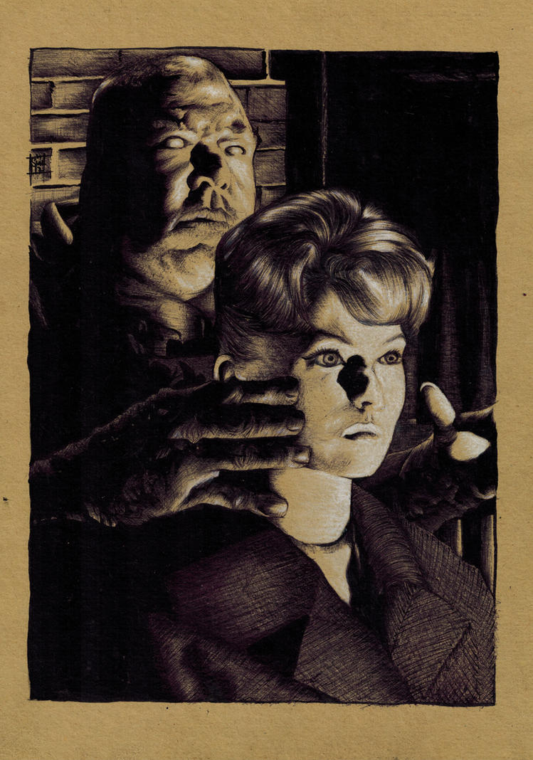 Classic Monsters #2 - Dead Eyes of London by skunk4gwop