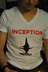 Inception shirt