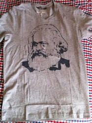 Karl Marx shirt by triin