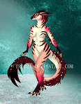 Dragon Anthro Design Auction #1 [CLOSED] by Trioza