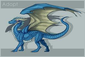 Dragon Auction [CLOSED] by Trioza