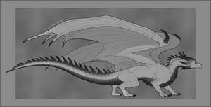 Dragon Fullbody for AurraShadefire [Commission]