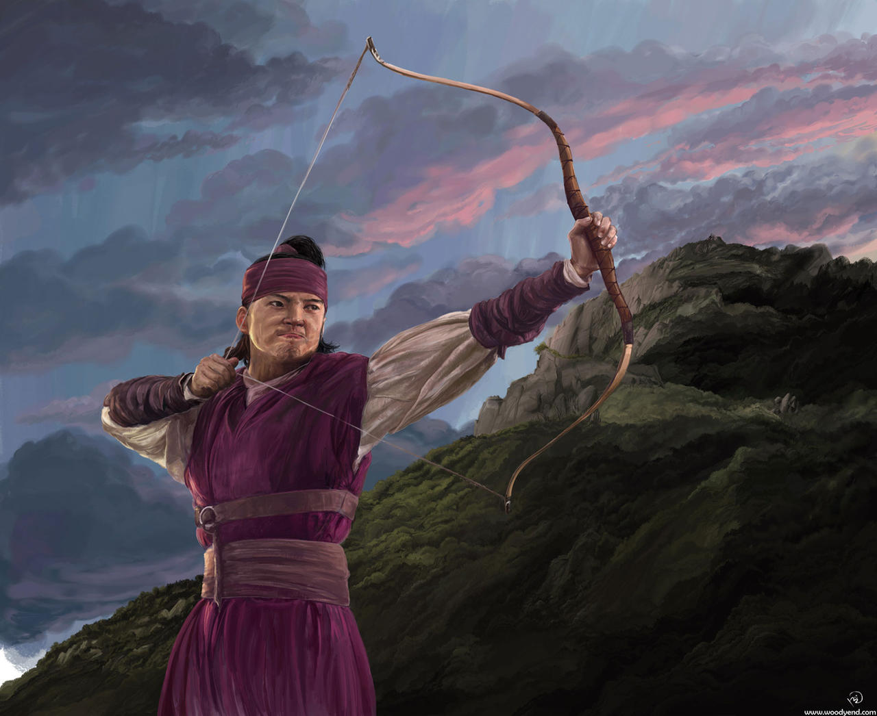 jumong by dolgwol on deviantart