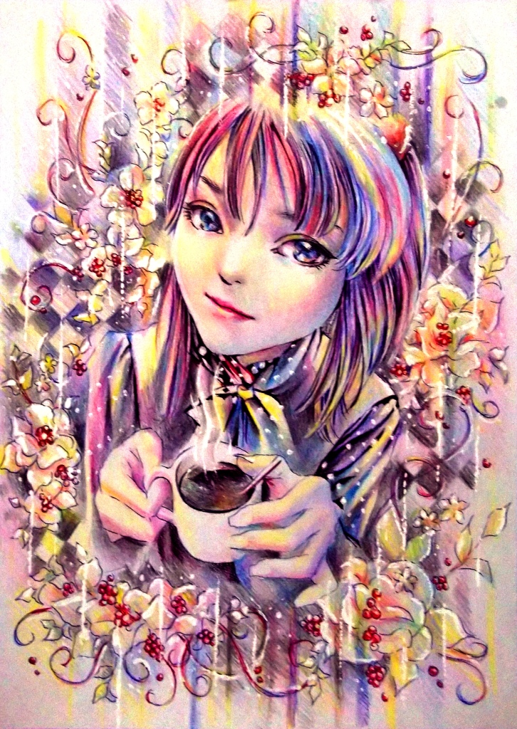 Tiiqa's Coffee by AdelphoiA3