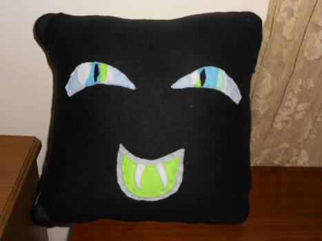 Queen Chrysalis pillow- Commish