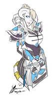 T10 Priest by Noxychu