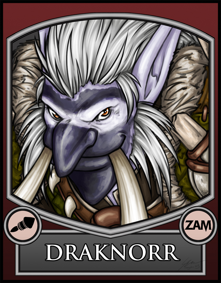 BC2013 Badge Draknorr by Noxychu