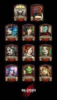 Blood Legion 2014 Badges