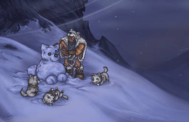 Frostwolf Puppies - old upload