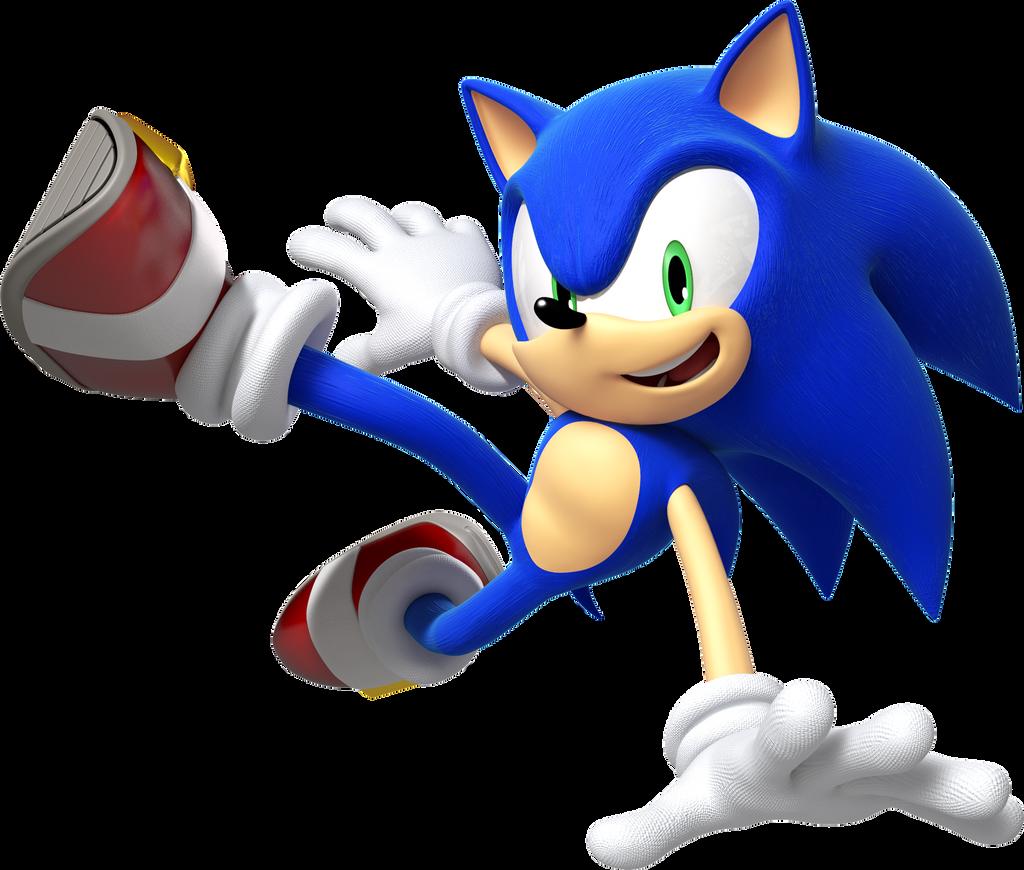 Composite Sonic Blasts Through Death Battle By Pokesega64 On Deviantart