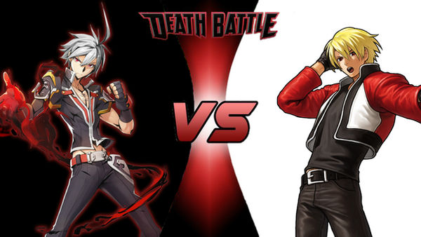 Naoto Kurogane Vs Rock Howard By Pokesega64 On Deviantart A page for describing characters: naoto kurogane vs rock howard by