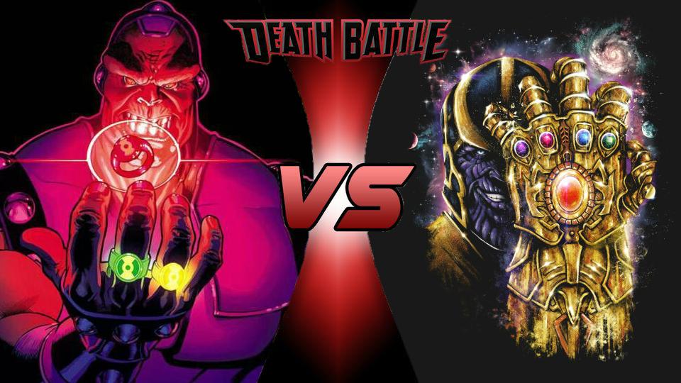 Goku Vs Thanos: VS Match Ideas: Thanos! By PokeSEGA64 On DeviantArt