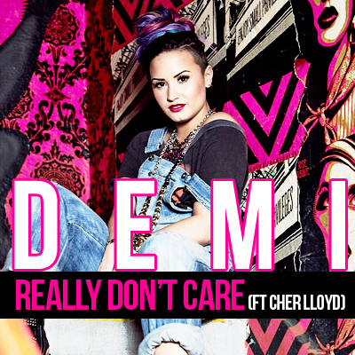 Really Dont Care Fan Made Cover Art By Wyrywny