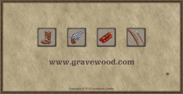 Gravewood Items by InchwormGames