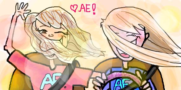 Ae by Mar1stafer