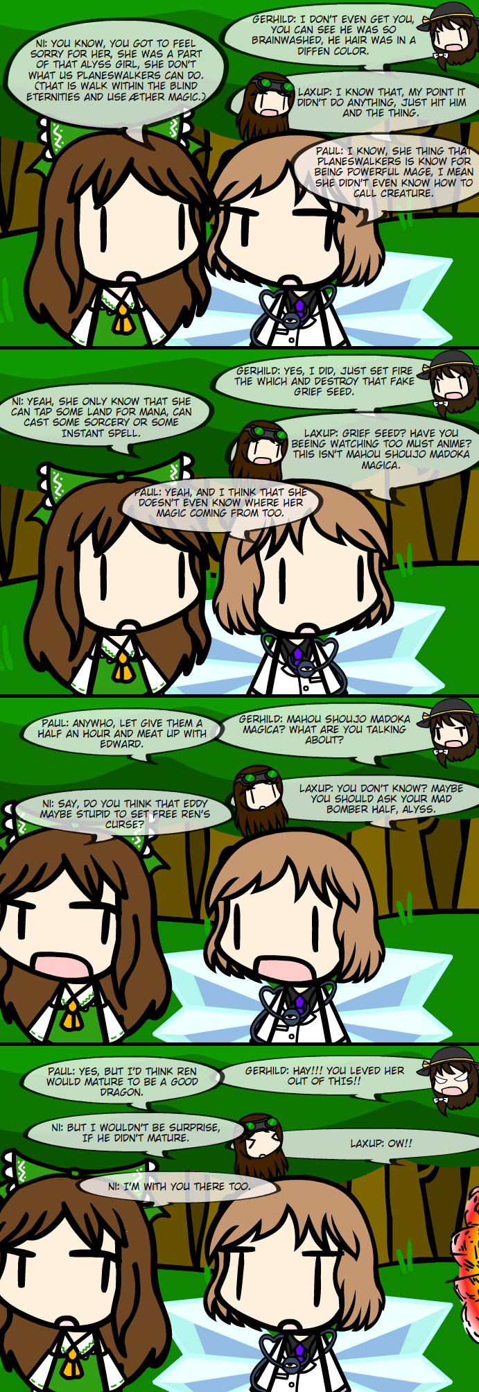 WN Planeswalkers Part 26 by PMiller1