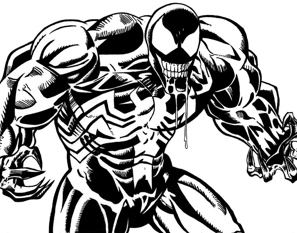 Venom by Asslave