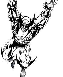 Vintage Wolverine by Asslave