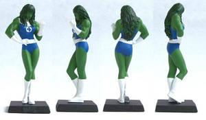 Fantastic Four She Hulk