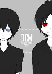 9 CM by mizuxyosuke