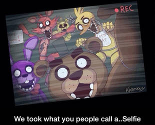 Slefie by kirbylover226