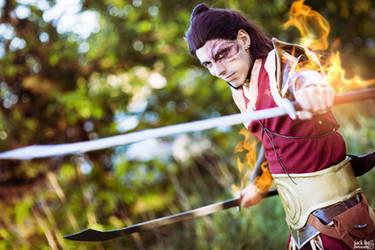 Zuko: Fire Lord.