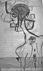 lady i  denial by distorzija