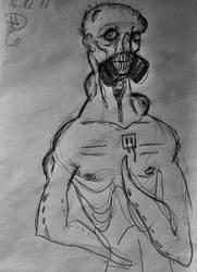 Self Destruction by distorzija