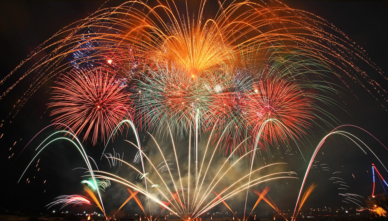 Santa Marija Fireworks 2016 - 22 by NickyG-Photography