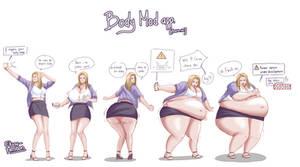 Body Mod app