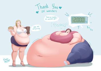 Thank You 2K Watchers