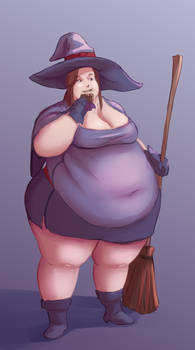 Chubby Witch