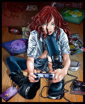 .+ Gaming Time +.