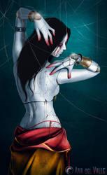 Aracnized Doll by Vampirneko