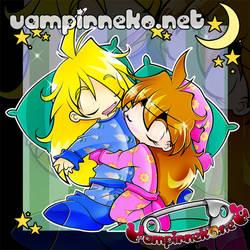 lina to gourry +sweet dreams+ by Vampirneko