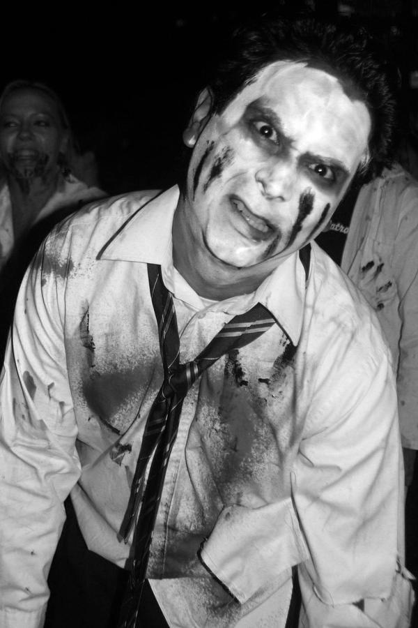 Union Square Zombie