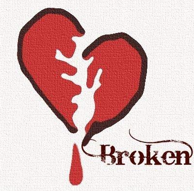 Broken Heart By OGOLbrooks